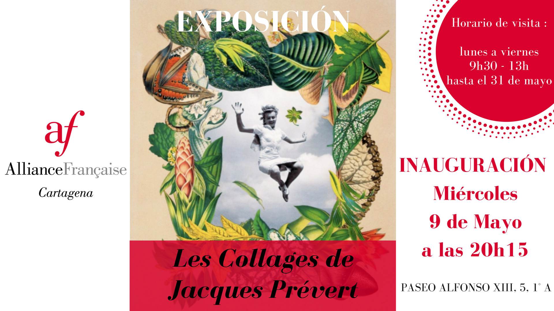 Exposición Les collages de Jacques Prévert 6