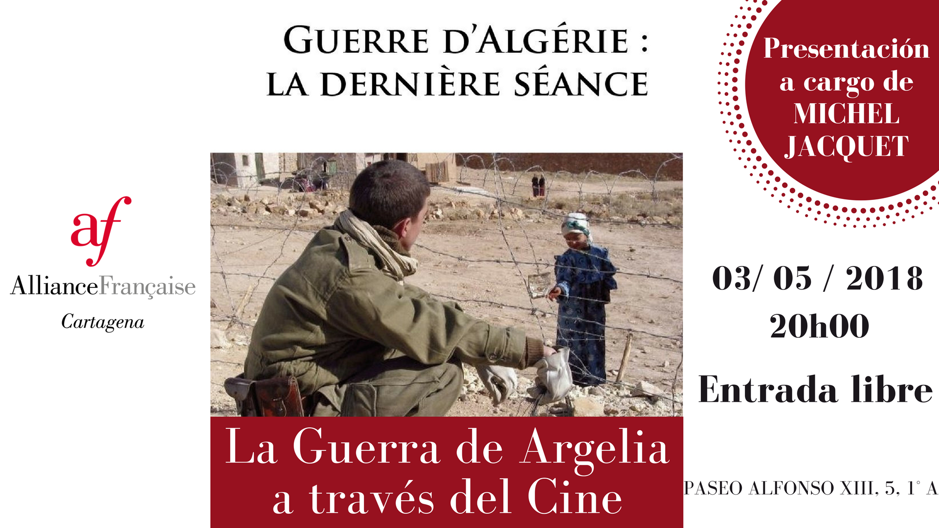 Conferencia Guerre d'Algérie: la dernière séance 6