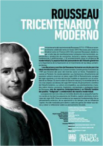 Rousseau, tricentenario y moderno 1