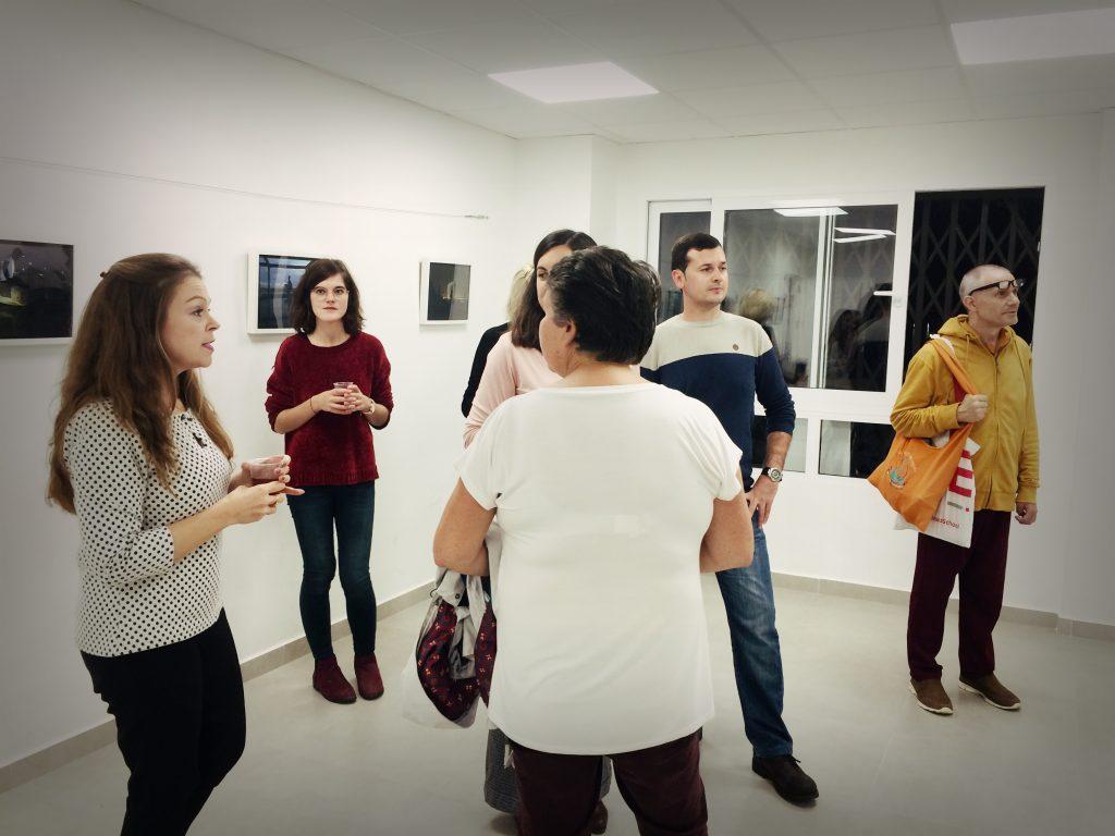 Exposición: Concurso internacional de fotografía Alliance Française en España y EFTI 9