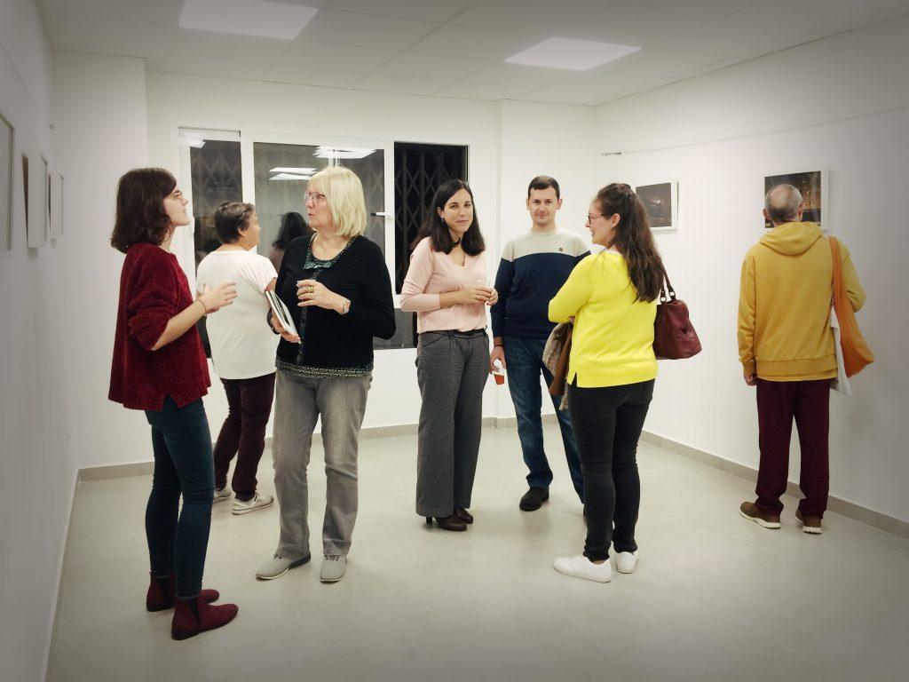 Exposición: Concurso internacional de fotografía Alliance Française en España y EFTI 8