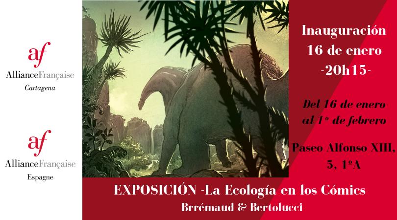 Inauguración Exposición La Ecología en los Cómics 6