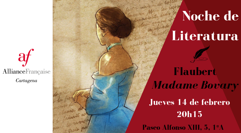 Noche de Literatura - Madame Bovary de Gustave Flaubert 6