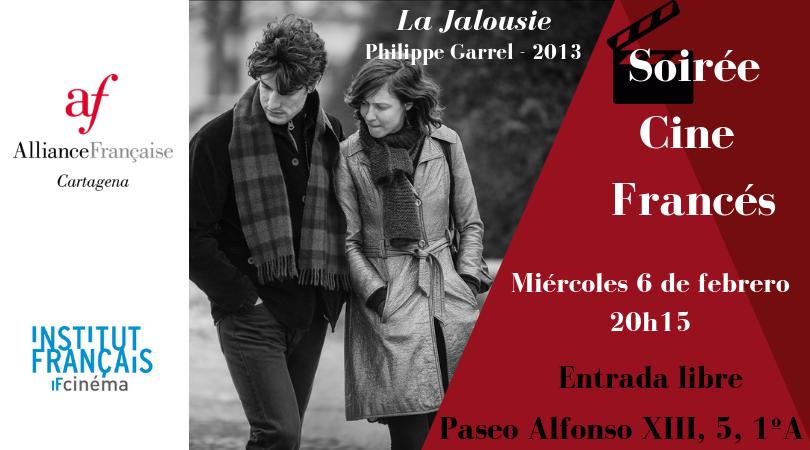 Soirée Cine Francés La Jalousie 6
