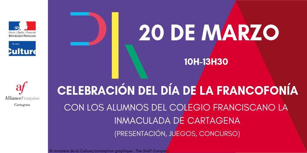 Celebración del Día de la Francofonía 6