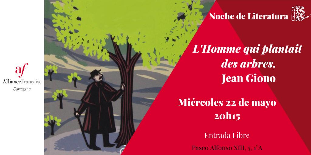 Noche de Literatura - Jean Giono 6