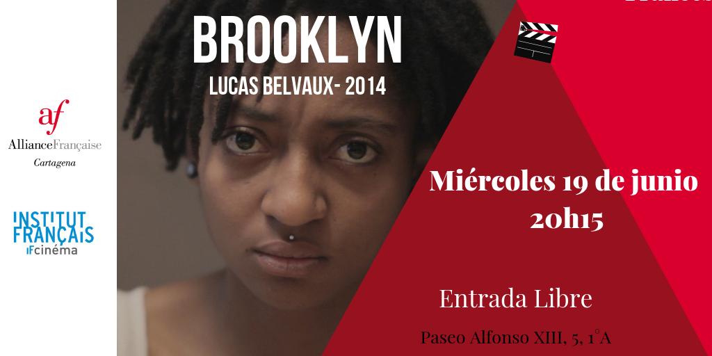 Soirée Cine Francés Brooklyn (2014) 6