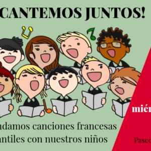 ¡Cantemos Juntos!  #FiestadelaMúsica 2