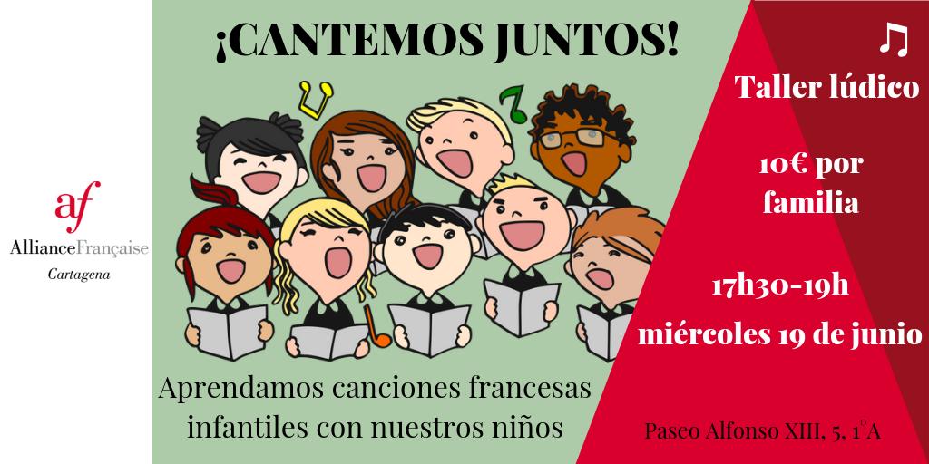 ¡Cantemos Juntos!  #FiestadelaMúsica 6
