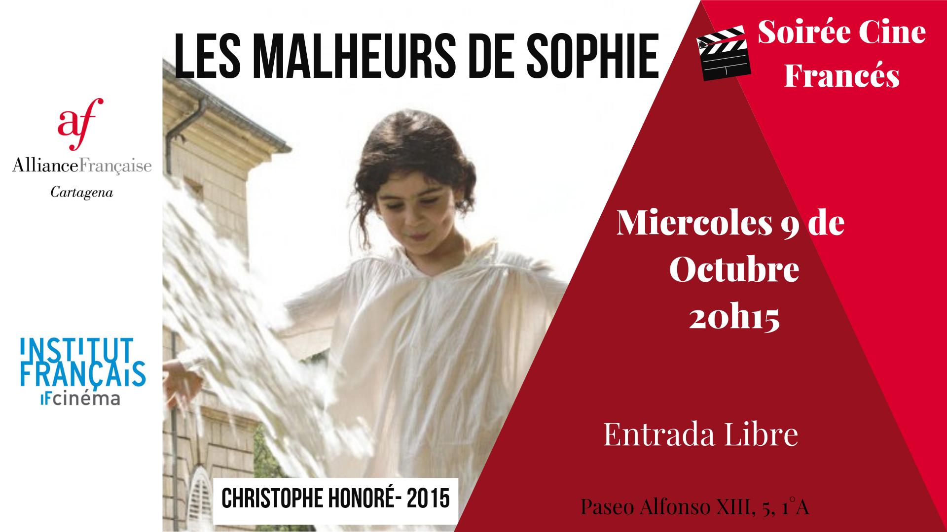 Soirée Cine Francés - Les Malheurs de Sophie 6