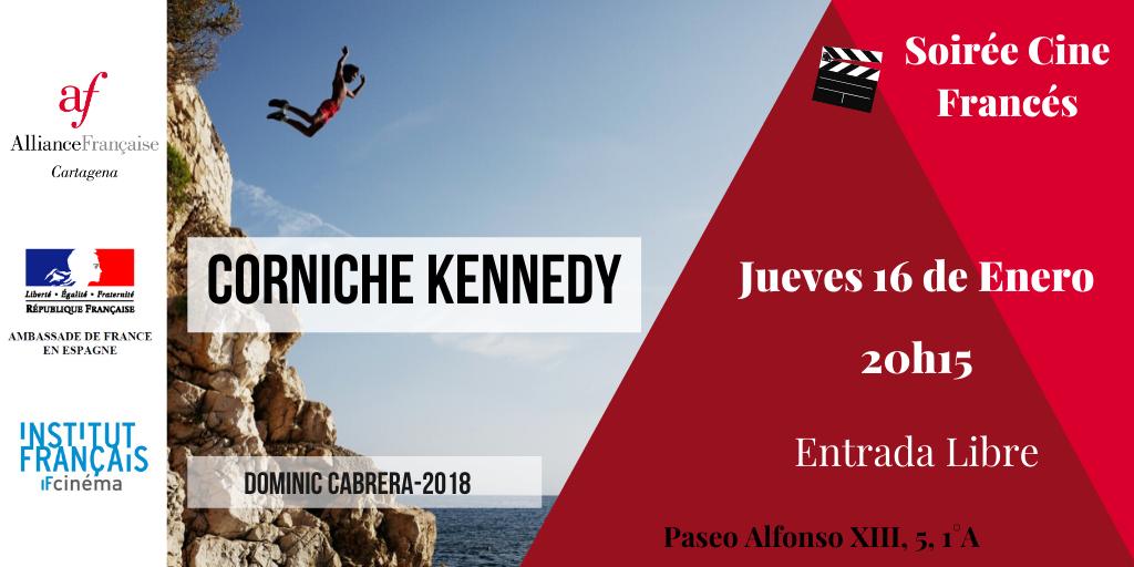 Soirée Cine Francés - Corniche Kennedy (2016) 6
