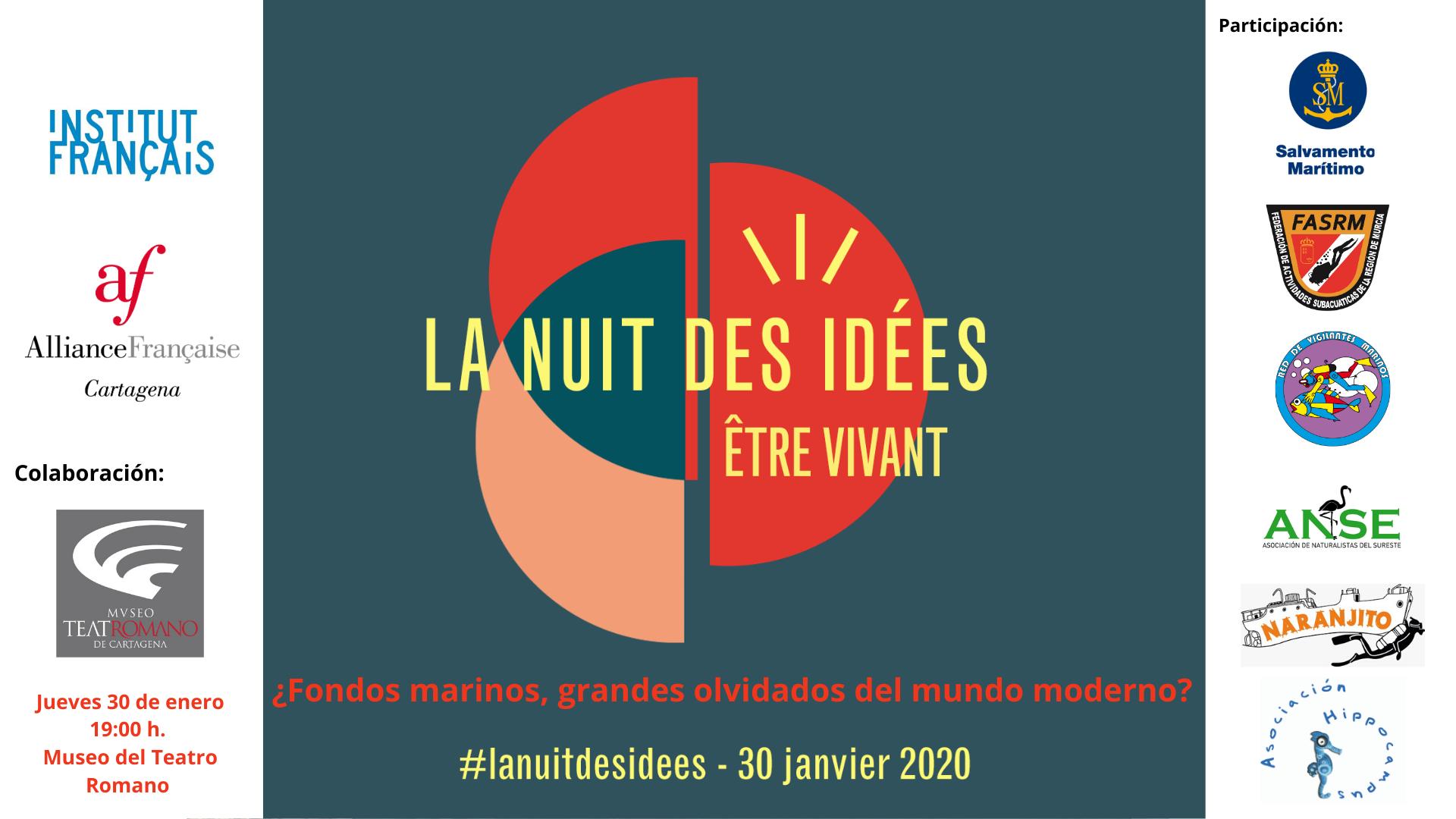 La Noche de las Ideas 2020 - La nuit des idées 2020 6