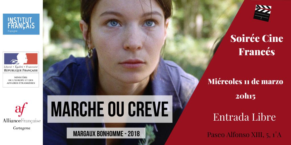 Soirée Cine Francés : Marche ou crève (2018) 6