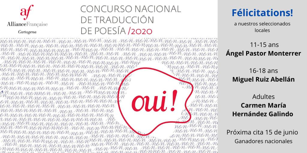 Concurso Nacional de Traducción de Poesía 3