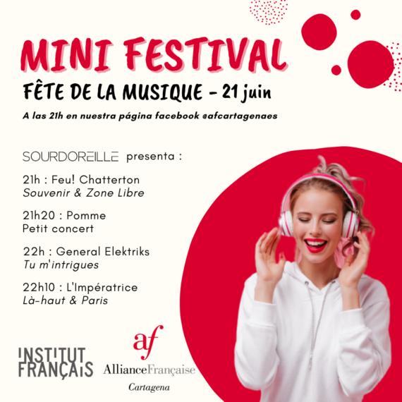Mini festival 21juin